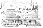 Custom Handcrafted Log Homes Maple Island