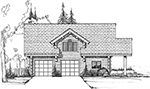 Carriage House - 730 sq ft