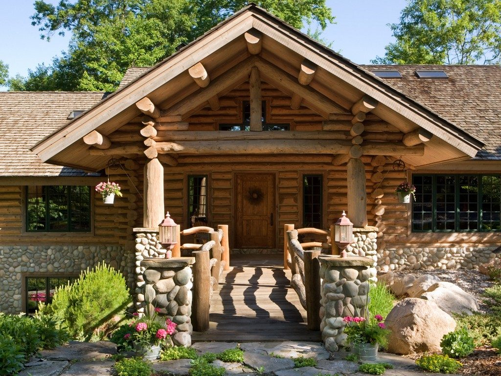 Home - Maple Island Log Homes