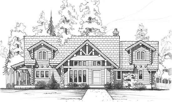 grayling Carriage House Plans Sq Ft on single floor, one level 4-bedroom, ranch style, brick home big bedrooms, open floor, ranch hip, farmhouse 1-story,